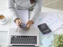 Setting web budget